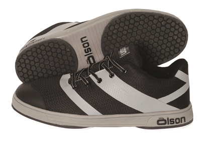 Crosskicks - Black-Grey - Jack for Men